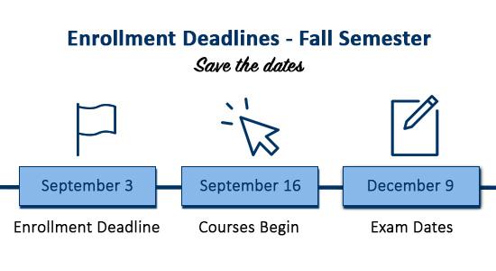 CCP Program - Course Details