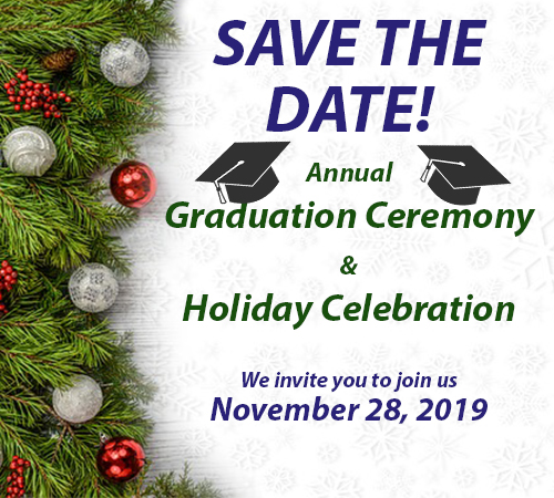 Calgary Chapter Graduation and Holiday Party