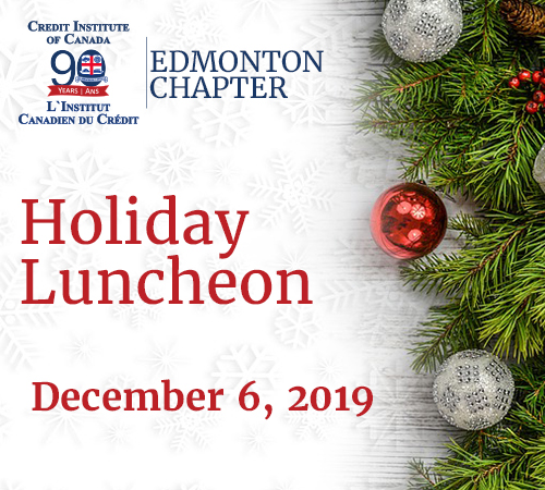 Edmonton Holiday Luncheon
