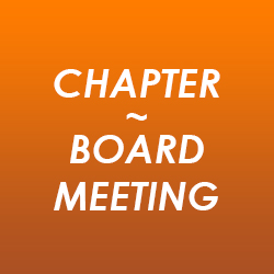 Hamilton Chapter Board Meeting
