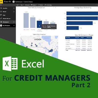 Excel for Credit Managers 2